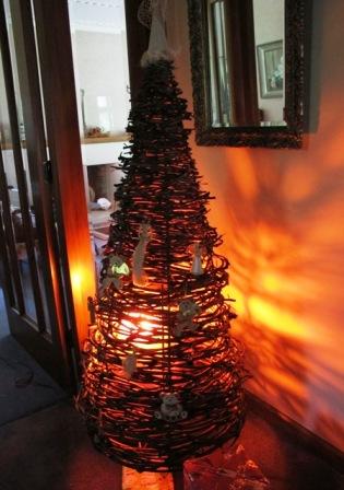 The DIY Christmas tree