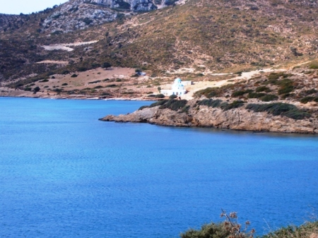 There is a certain folly in trying to recreate the romance of a Greek island holiday back home