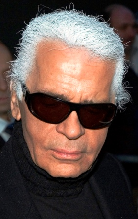 The man himself - Karl Lagerfeld (photo: Wikimedia Commons)