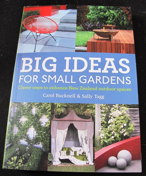 Big ideas for small gardens clever ways to enhance new for Garden design ideas new zealand