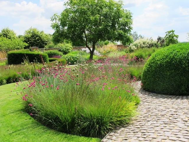 Also At Bury Court, The Flower Gardens