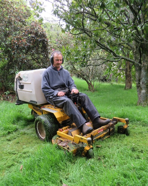 The Walker mower